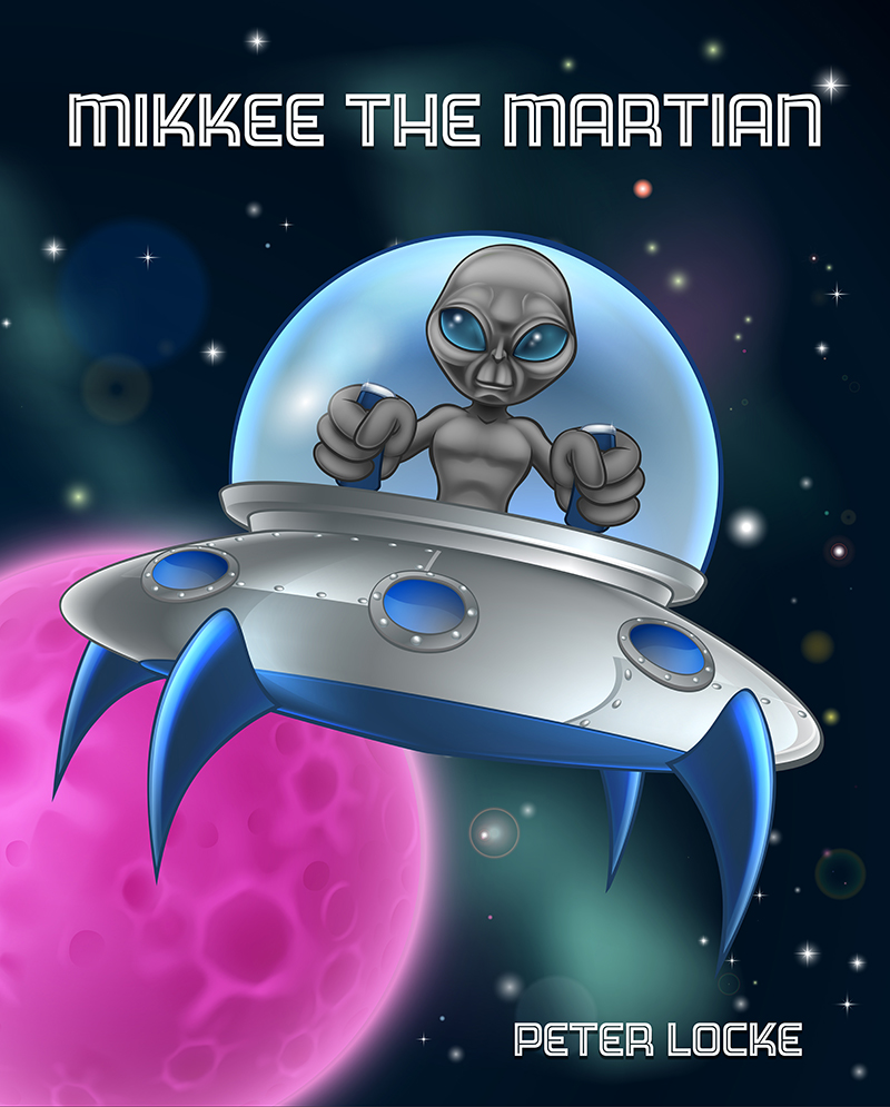 Mikkee the Martian
